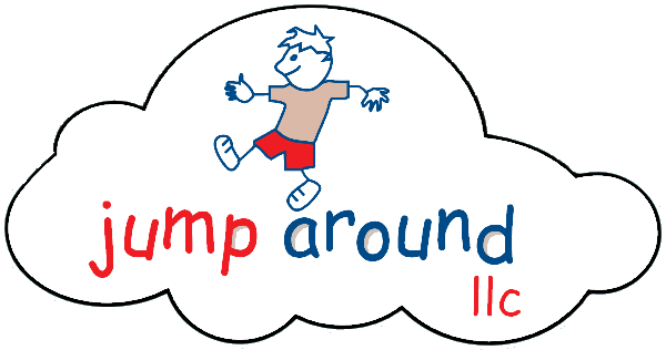 Jump Around Party Logo