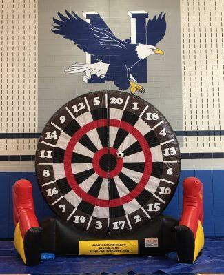 Soccer Dart Unit