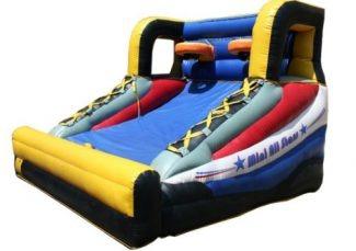 Mini All Stars Hoops Inflatable Basketball