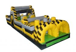 40′ Nuclear Toxic Waste Obstacle