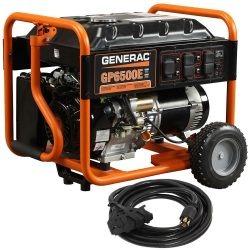 Portable Electrical Generator (optional)