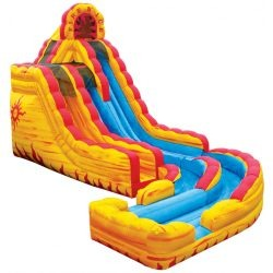 Dry Slide Inflatables